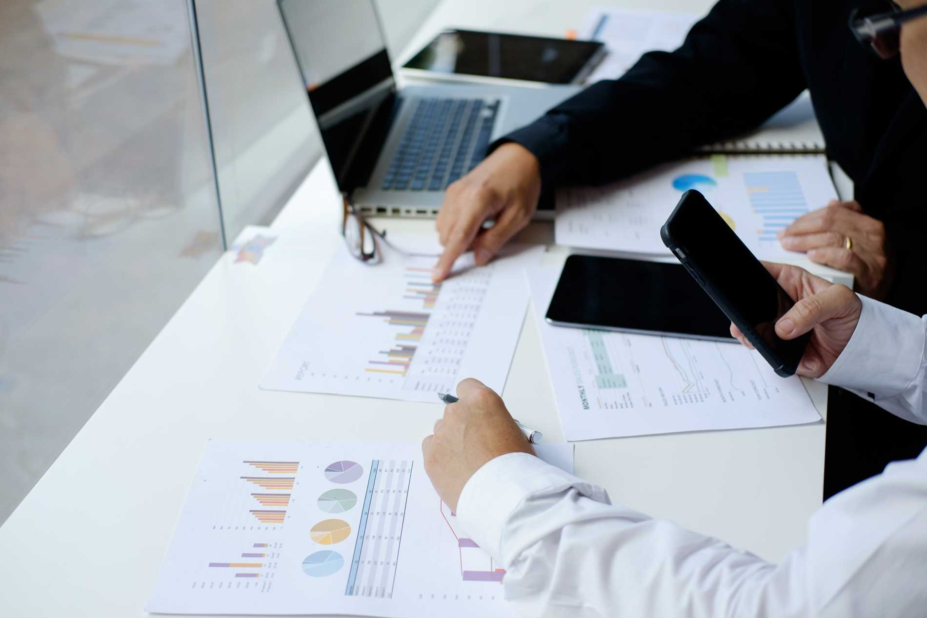 technology used for account planning